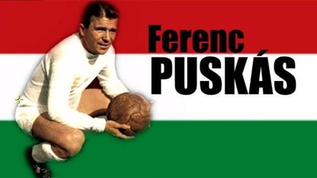 Comandada por Puskás, a Hungria teve uma das mais incríveis séries invictas da história