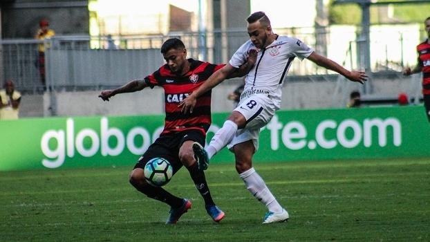 A derrota para o Corinthians e a  transição de ideias  do Vitória no ... 0109e5d2811f3