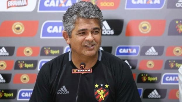 Ney Franco, técnico do Sport