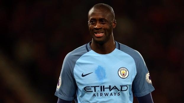 Touré, do City, chegou a ser afastado por Guardiola no meio de 2016, mas voltou a ser aproveitado pelo técnico. Aos 33 anos, tem futuro incerto.