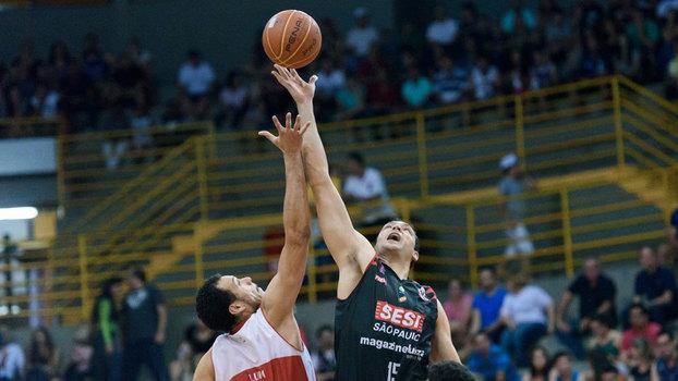 Franca despachou a equipe do Osasco nas quartas do Paulista de basquete