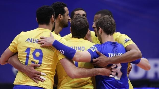 Brasil fechou a primeira fase com a vice-liderança