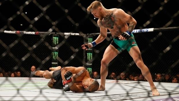 Aldo caiu nocauteado com 30 segundos de luta, e UFC tem um novo rei