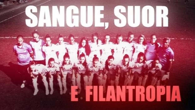 Sangue, suor e filantropia F.C.