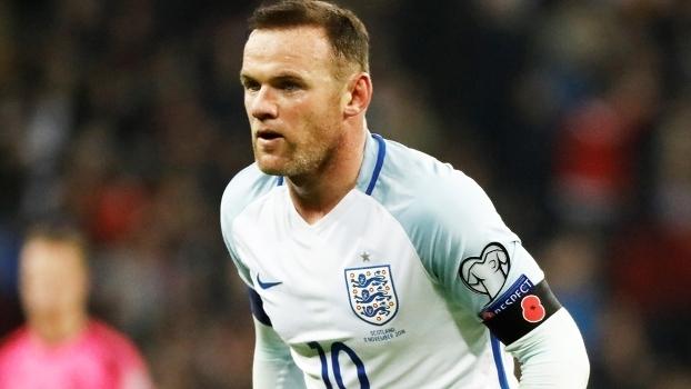 Wayne Rooney anuncia a sua retirada da seleção — Inglaterra