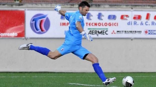 O goleiro Maurizio Pugliesi, do Empoli