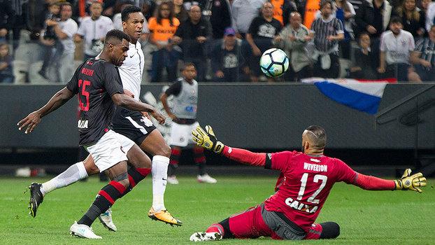 Corinthians confirma contratura e desfalque de Pablo para o sábado