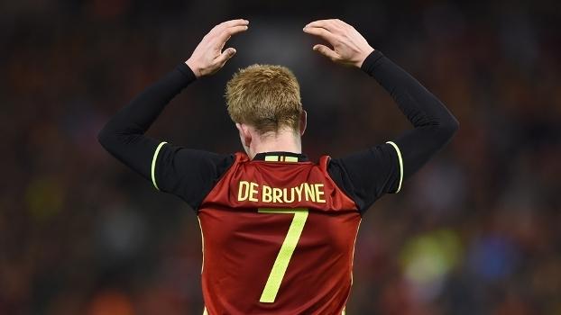 Amistoso entre Bélgica e Espanha foi cancelado