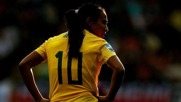 Brasileira foi eleita cinco vezes a melhor do mundo pela Fifa