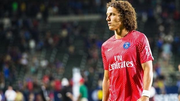 David Luiz PSG Leicester Amistoso 30 07 2016 9faea3f72acc0