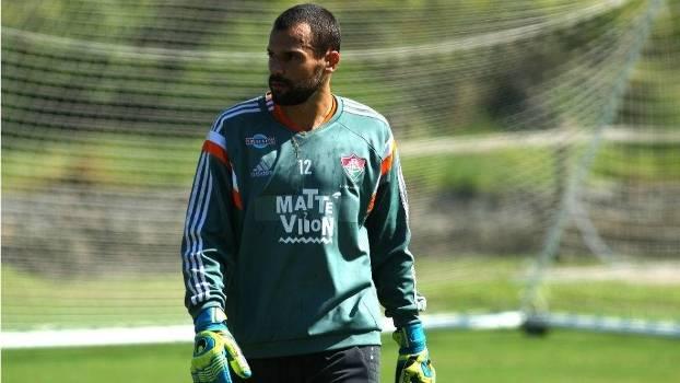 3ccafcc995 O goleiro Diego Cavalieri alertou o Flu antes de jogo contra o São Paulo