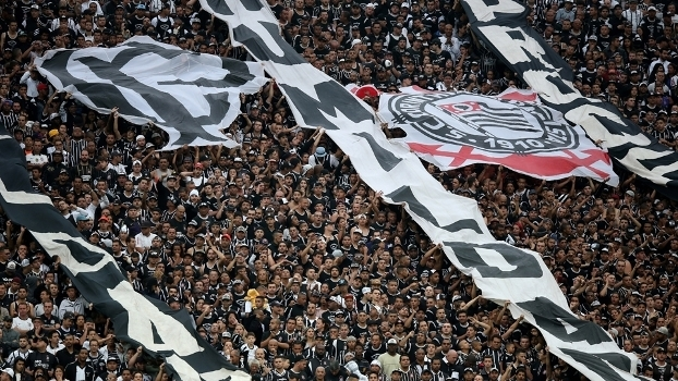 Arena Corinthians estará lotada no domingo