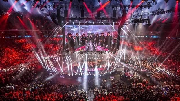 A SKT é a primeira equipe na história a ser bi campeã mundial de League of Legends
