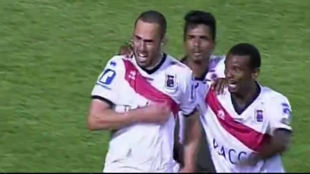 Paraná derrotou o Boa Esporte nesta terça-feira