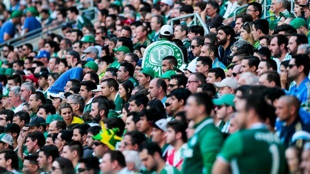 Palmeiras terá todos os seus jogos no horário nobre da TV aberta