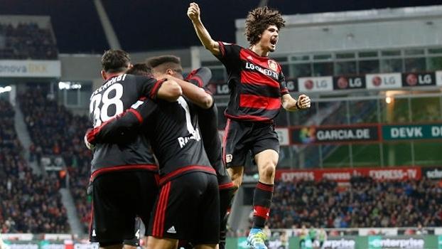 André Ramalho pertence ao Bayer Leverkusen, da Alemanha