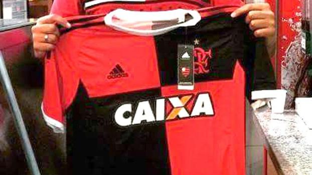 2658ed911e Imagem de suposta nova terceira camisa do Flamengo vaza na internet - ESPN