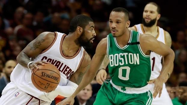 Cavs sofrem, viram contra Celtics e ficam a 1 vitória da final