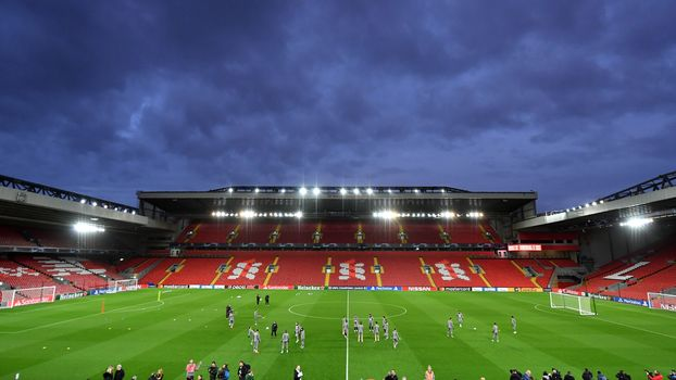 Anfield, estádio do Liverpool