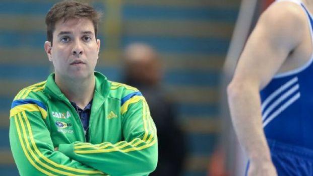 Fernando de Carvalho Lopes foi treinador da equipe brasileira de ginástica 8170f5f271b1c