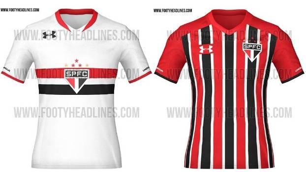 41ab03b7a4 Site vaza supostos novos uniformes de São Paulo e Vasco  veja - ESPN