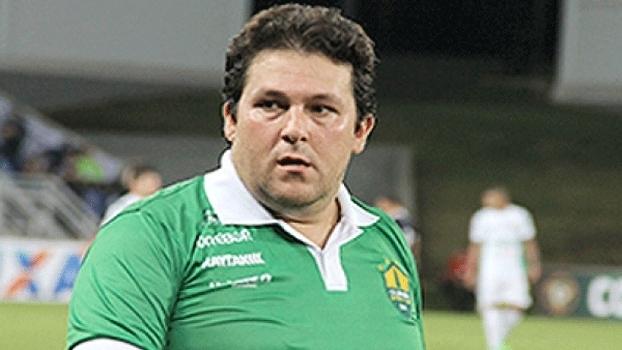 Marchiori, técnico do Cuiabá, foi ameaçado pelo atacante Igor