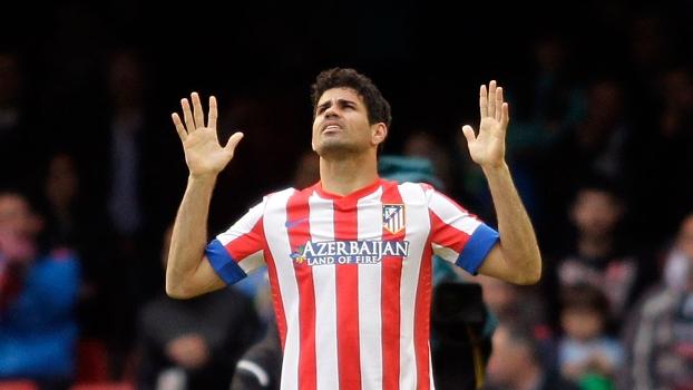 Diego Costa terá que se decidir  Espanha ou Brasil  a8ad95cdf997d