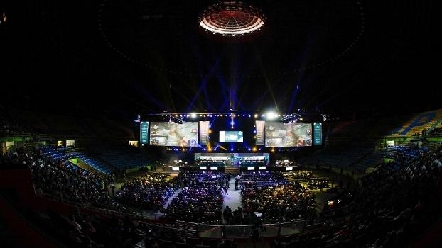 Ginásio do Ibirapuera recebeu mais de 5 mil pessoas na decisão do evento