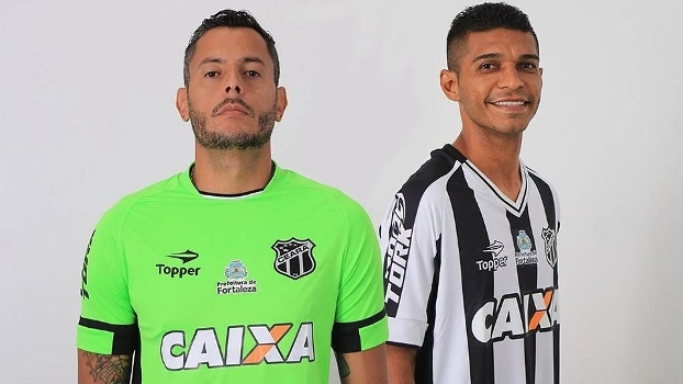 1c793b8d62718 Ceará anuncia goleiro ex-Fluminense e lateral direito como reforços ...