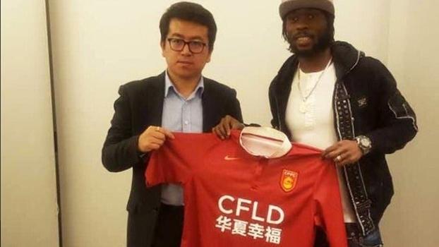 Gervinho fecha com clube chinês por 15 milhões de euros