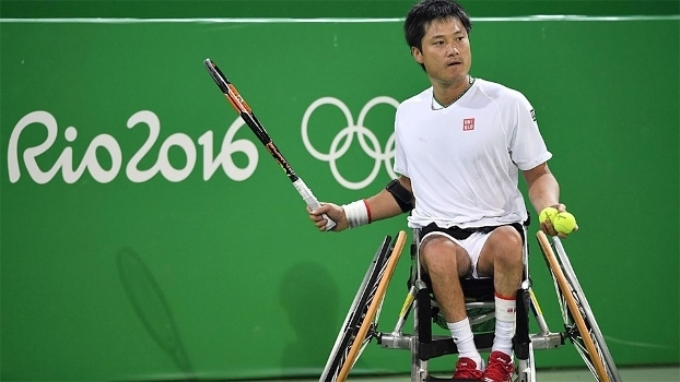 Tênis em cadeira de rodas será disputado entre os dias 9 e 16 de setembro no Rio