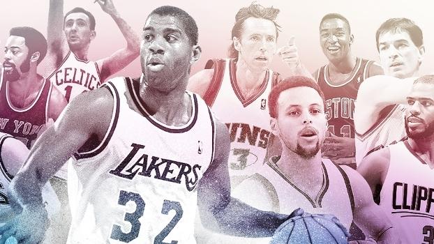 03af8d8cb ESPN elege os 10 maiores armadores da NBA de todos os tempos  veja a ...