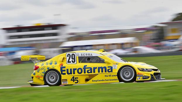 Daniel Serra foi campeão da Stock Car