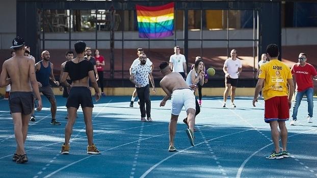 I Jogos da Diversidade LGBT (Ibirapuera)