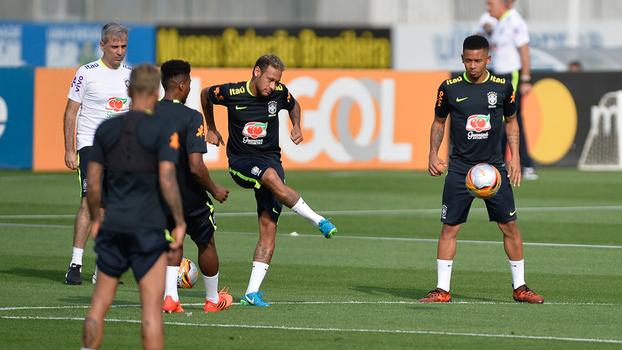 Seleção terá três mudanças para jogo contra Bolívia