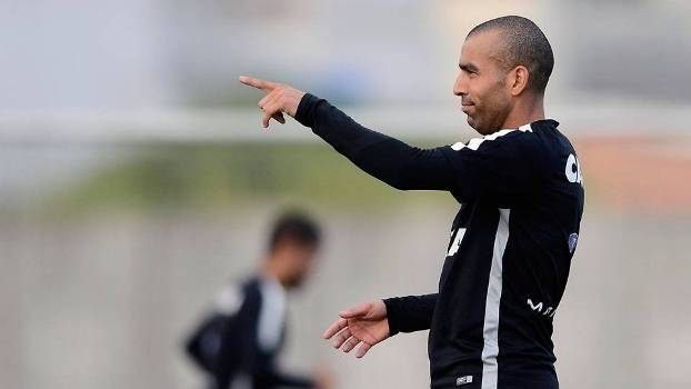 Sheik não fica mais no Corinthians