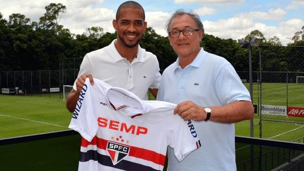 Raí é o novo diretor de futebol do São Paulo