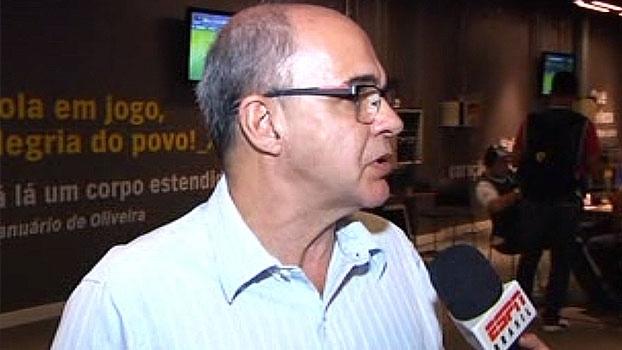 Fla não descarta acordo com o Vasco por semi fora do Rio