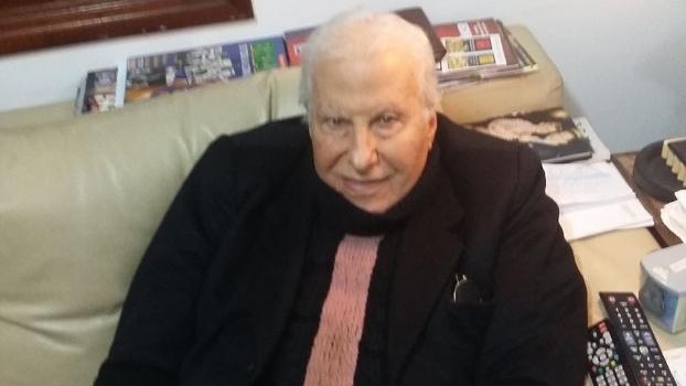 Alberto Dualib, presidente do Corinthians de 1993 a 2007