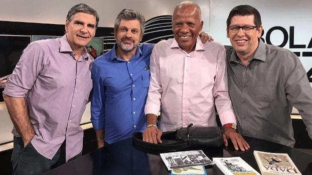 Bola da Vez Dadá Maravilha João Carlos Albuquerque Celso Unzelte Cláudio Arreguy 09/05/17