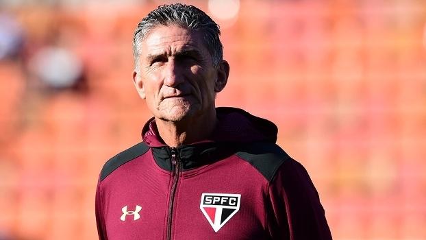 Por Libertadores, Bauza admite poupar titulares nas próximas rodadas do Brasileiro