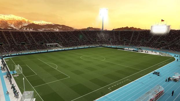 Nova atualiza o de 39 pes 2018 39 traz coutinho remodelado e for Puerta 27 estadio nacional