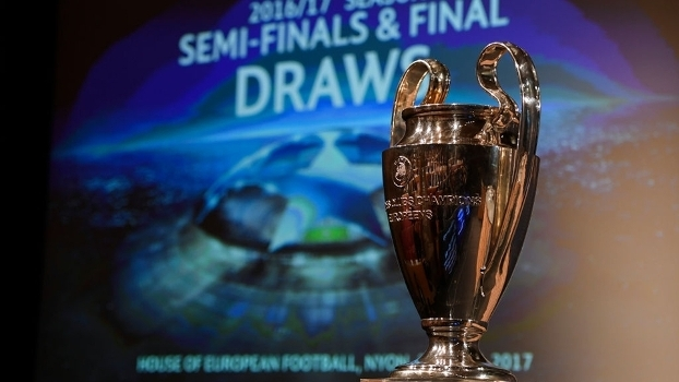 Sorteio definiu as semifinais da Uefa Champions League 2016/17