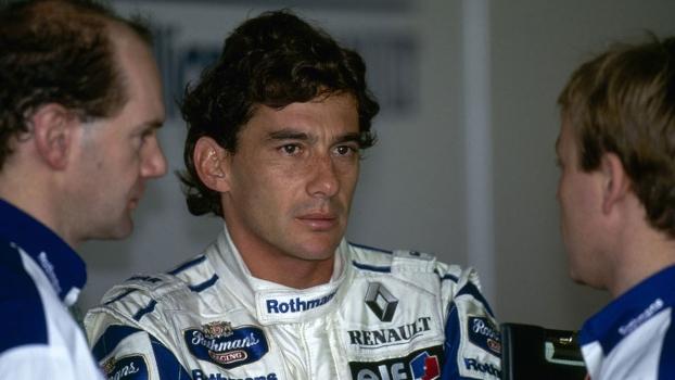 Sempre me sentirei responsável pela morte de Senna — Newey