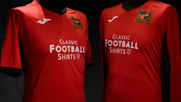 Camisas do Sheffield FC são agora as mais baratas do mundo
