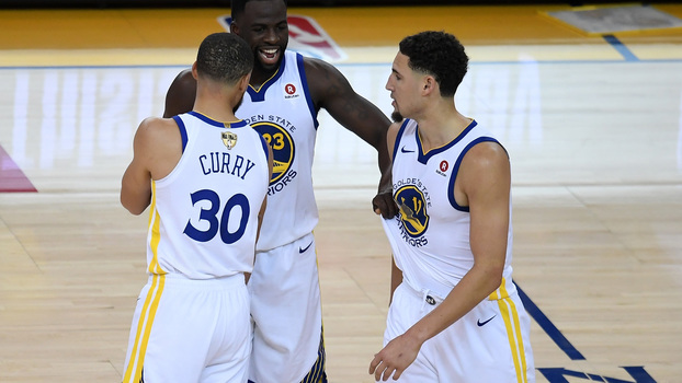 Curry, Klay e Green: a fundação da dinastia segue junta