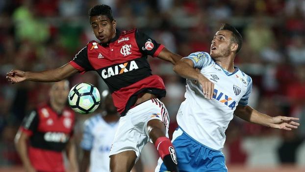 Flamengo volta aos trabalhos visando a decisão da Copa do Brasil