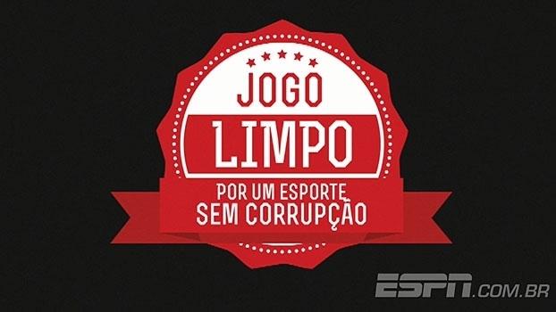 'Jogo Limpo'! Colabore com a série de reportagens que briga por um esporte sem corrupção