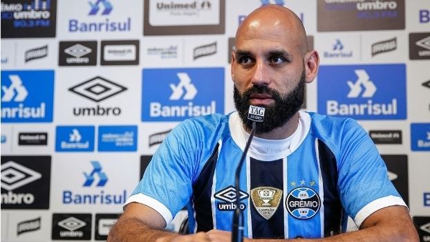 Bruno Rodrigo assinou contrato de um ano com possibilidade de renovação por mais um ano