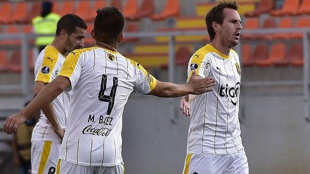 Guaraní bateu o Deportes Iquique por 1 a 0 em seu primeiro jogo na fase de grupos